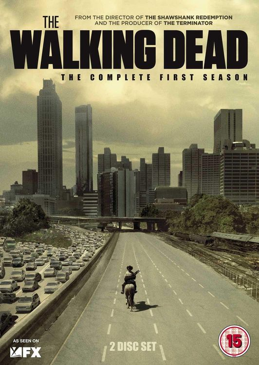 The Walking Dead Season 01 English Complete 480p BluRay