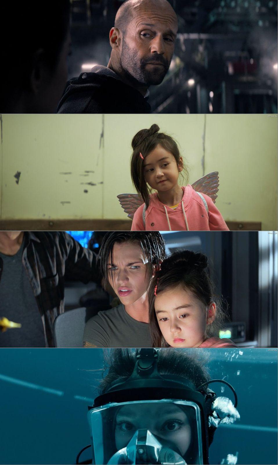 The Meg 2018 Dual Audio Hindi English BluRay Full Movie Download HD
