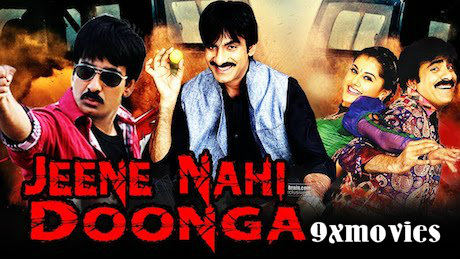 Jeene Nahi Doonga 2013 Hindi Dubbed 720p HDRip 990mb