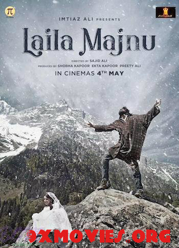 Laila Majnu 2018 Hindi 720p HDRip 950mb