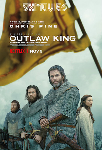 Outlaw King 2018 English 720p WEB-DL 950MB ESubs