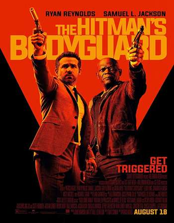 The Hitmans Bodyguard 2017 Hindi Dual Audio 350MB BluRay 480p ESubs