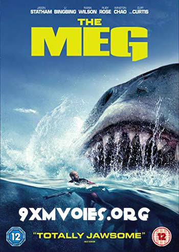 The Meg 2018 Dual Audio ORG Hindi 720p BluRay 900mb