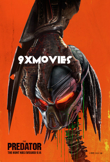 The Predator 2018 English 720p HDRip 850MB