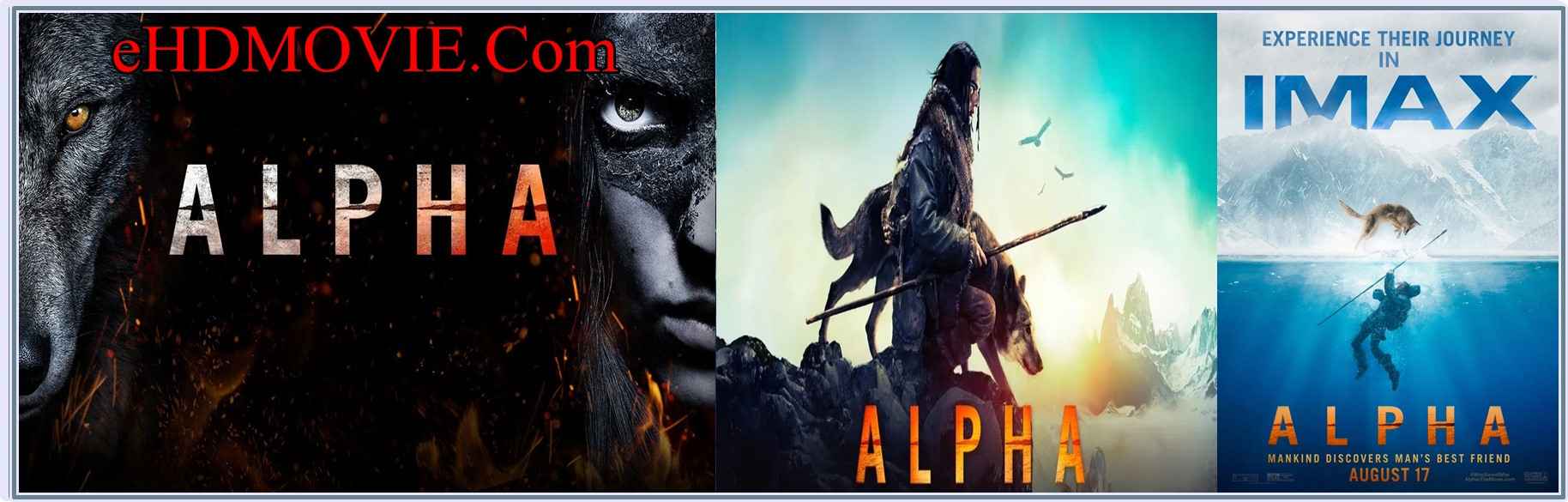 Alpha 2018 Full Movie English 720p - HEVC - 480p ORG BRRip 400MB - 550MB - 850MB ESubs Free Download