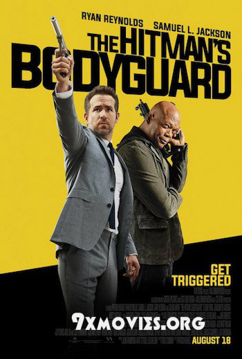The Hitmans Bodyguard 2017 Dual Audio ORG Hindi 720p BluRay 950mb