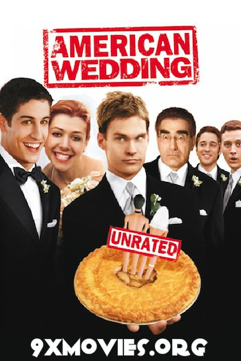 American Wedding 2003 Dual Audio Hindi 720p BluRay 800mb