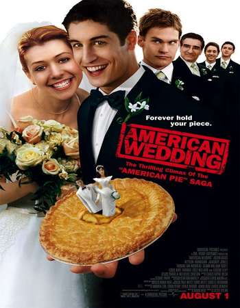 American Wedding 2003 Hindi Dual Audio 300MB BluRay 480p ESubs