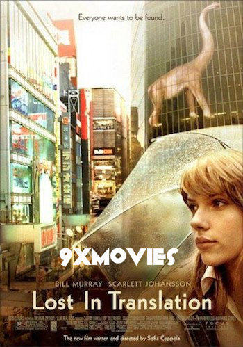 Lost in Translation 2003 Dual Audio Hindi Bluray Movie Download