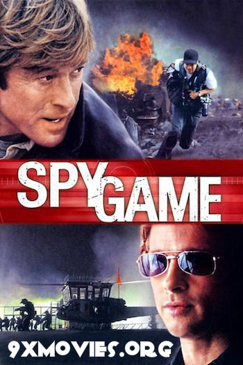 Spy Game 2001 Dual Audio Hindi 720p BluRay 750mb