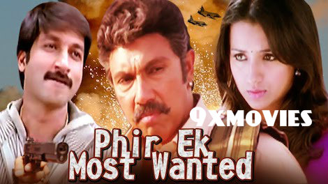 Phir Ek Most Wanted 2011 Hindi Dubbed 720p WEBRip 1GB