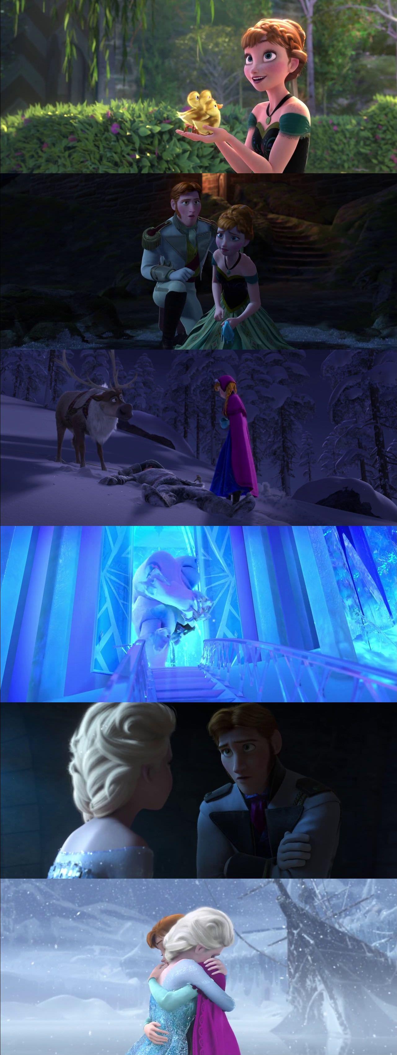 Frozen 2013 Dual Audio Hindi English BluRay Full Movie Download HD
