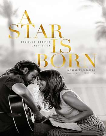 A Star Is Born 2018 English 720p HC HDRip 1GB