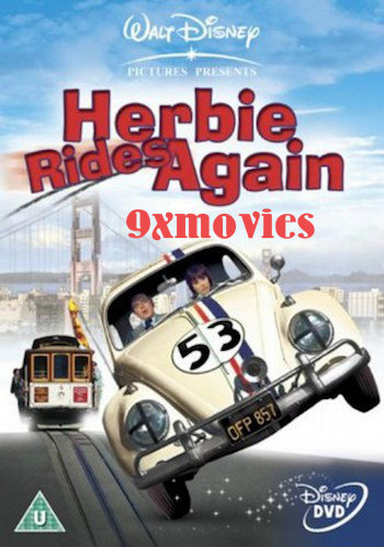 Herbie Rides Again 1974 Dual Audio Hindi 720p BluRay 700MB