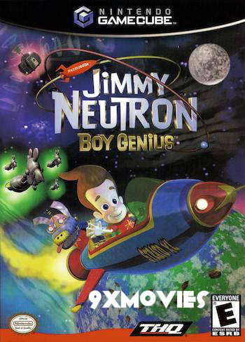 Jimmy Neutron Boy Genius 2001 Dual Audio Hindi 720p BluRay 750mb