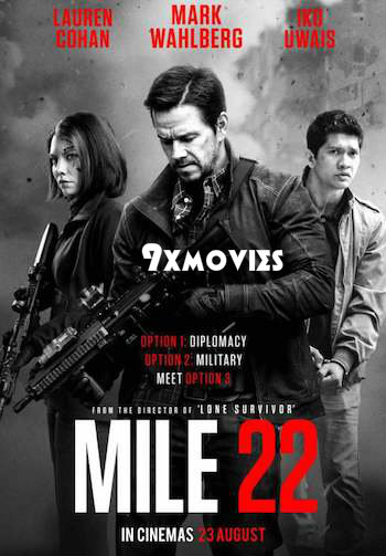 Mile 22 2018 English Bluray Movie Download