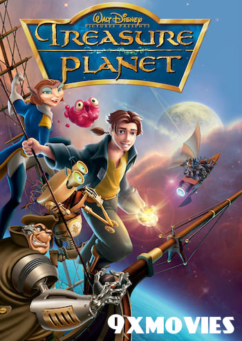 Treasure Planet 2002 Dual Audio Hindi 720p BluRay 550mb