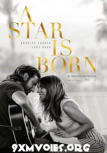 A Star is Born 2018 English 720p HDRip 1GB
