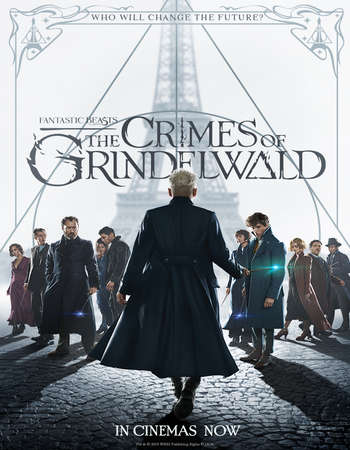 Fantastic Beasts The Crimes of Grindelwald 2018 Hindi Dual Audio 400MB HC HDRip 480p