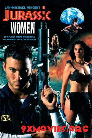 Jurassic Women 1996 Hindi Dubbed 720p HDRip 600mb