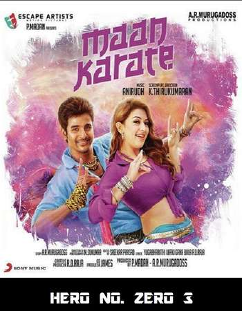 Maan Karate 2014 Hindi Dual Audio 720p UNCUT HDRip ESubs