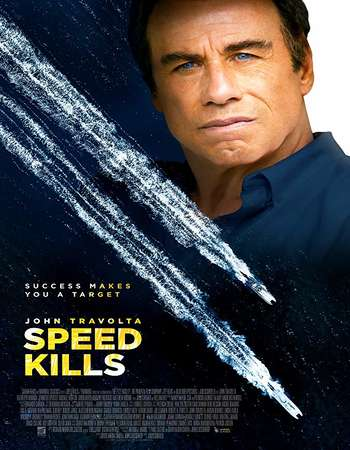 Speed Kills 2018 English 720p AMZN Web-DL 800MB ESubs