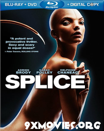 Splice 2009 Dual Audio Hindi 720p BluRay 550mb
