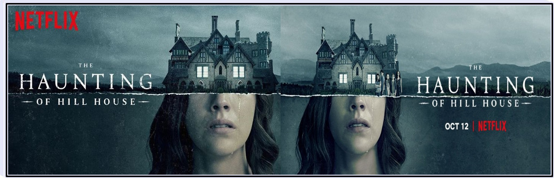 The Haunting of Hill House 2018 S01 Complete English 720p - 480p BRRip ESubs