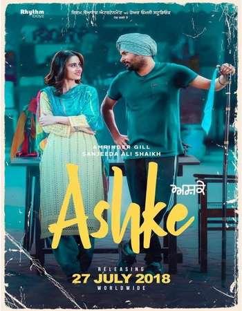 Ashke 2018 Punjabi 550MB HDRip 720p HEVC