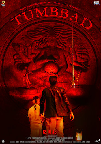 Tumbbad 2018 Hindi pDVDRip x264 700MB