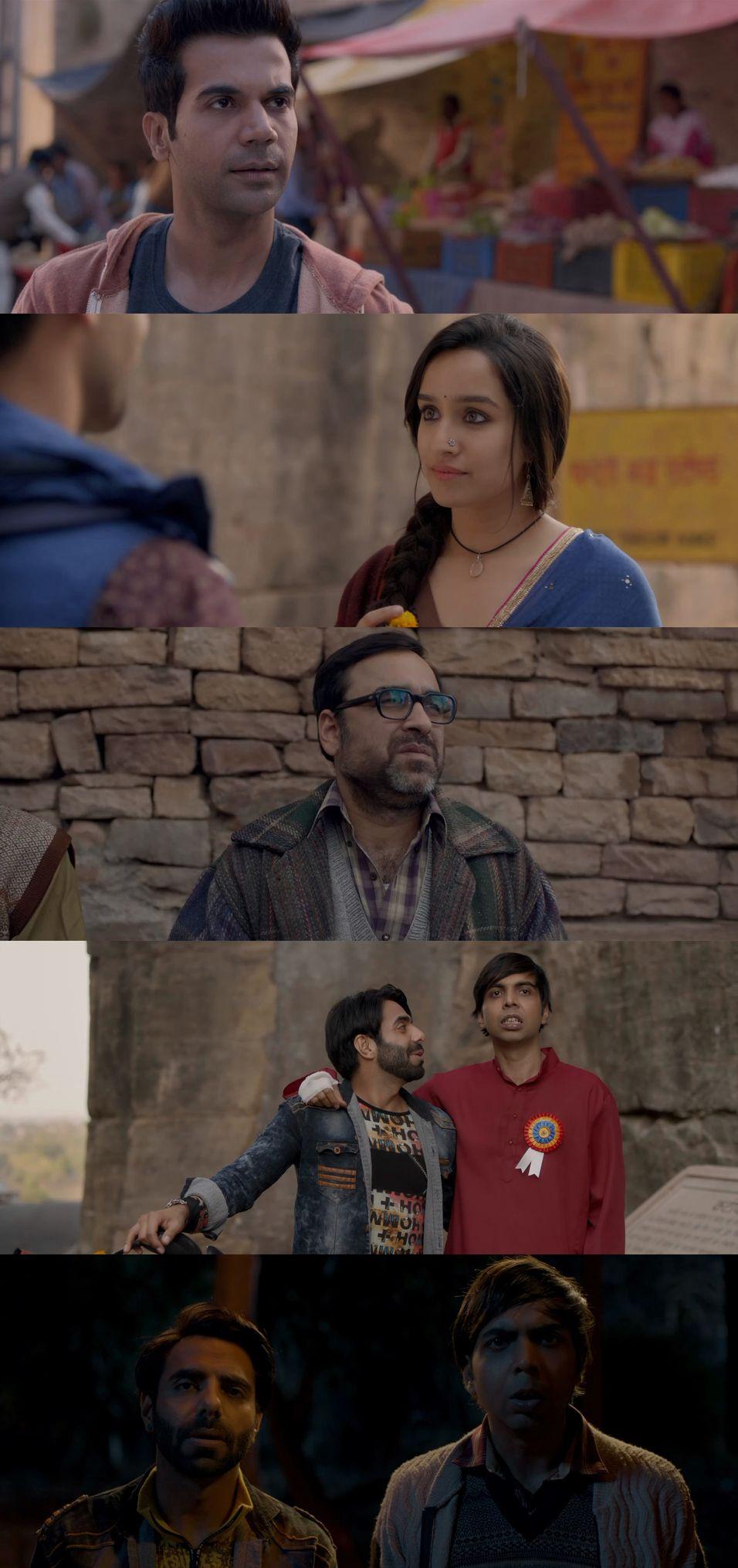 Stree 2018 Dual Audio Hindi BluRay Full Movie Download HD