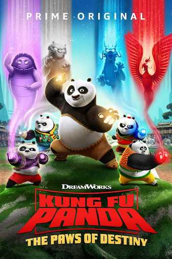 Kung Fu Panda The Paws Of Destiny S01 Complete Dual Audio Hindi 720p WEB-DL