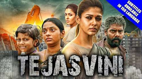 Tejasvini 2018 Hindi Dubbed 300MB HDRip 480p