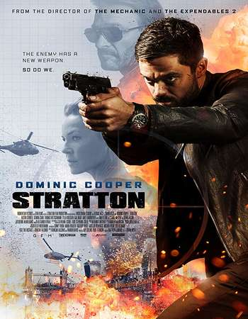 Stratton 2017 Hindi Dual Audio 450MB BluRay 720p ESubs HEVC