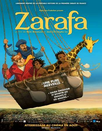 Zarafa 2012 Hindi Dual Audio 250MB BluRay 480p ESubs