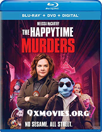 The Happytime Murders 2018 English 720p BRRip 850MB ESubs