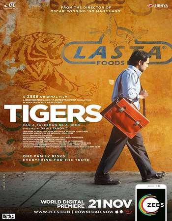 Tigers 2014 Hindi 280MB HDRip 480p