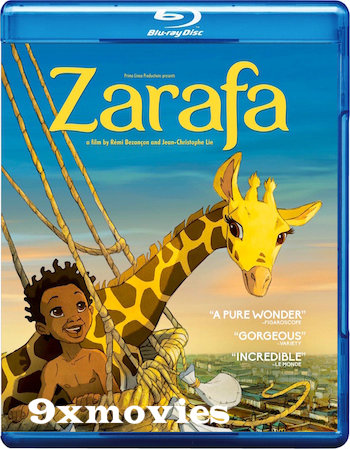 Zarafa 2012  Dual Audio Hindi 720p BluRay 990mb