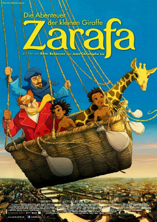 Zarafa 2012 Dual Audio [Hindi – English] 720p 950MB BluRay