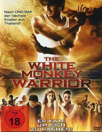 Hanuman The White Monkey Warrior 2008 Hindi Dual Audio 300MB WEBRip 480p ESubs