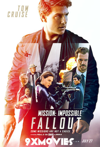Mission Impossible 6 (2018) Dual Audio ORG Hindi Bluray Movie Download