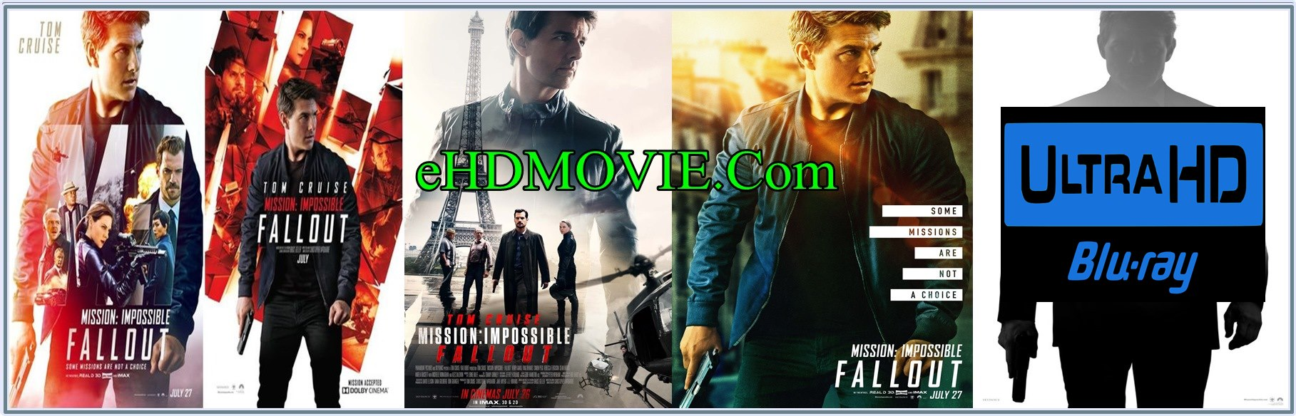Mission Impossible Fallout 2018 Full Movie Dual Audio [Hindi – English] 1080p - 720p - HEVC - 480p ORG Blu-Ray 500MB - 700MB - 1.6GB - 2.5GB - 4GB ESubs Free Download
