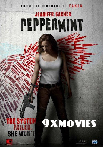 Peppermint 2018 English 720p WEB-DL 850MB ESubs