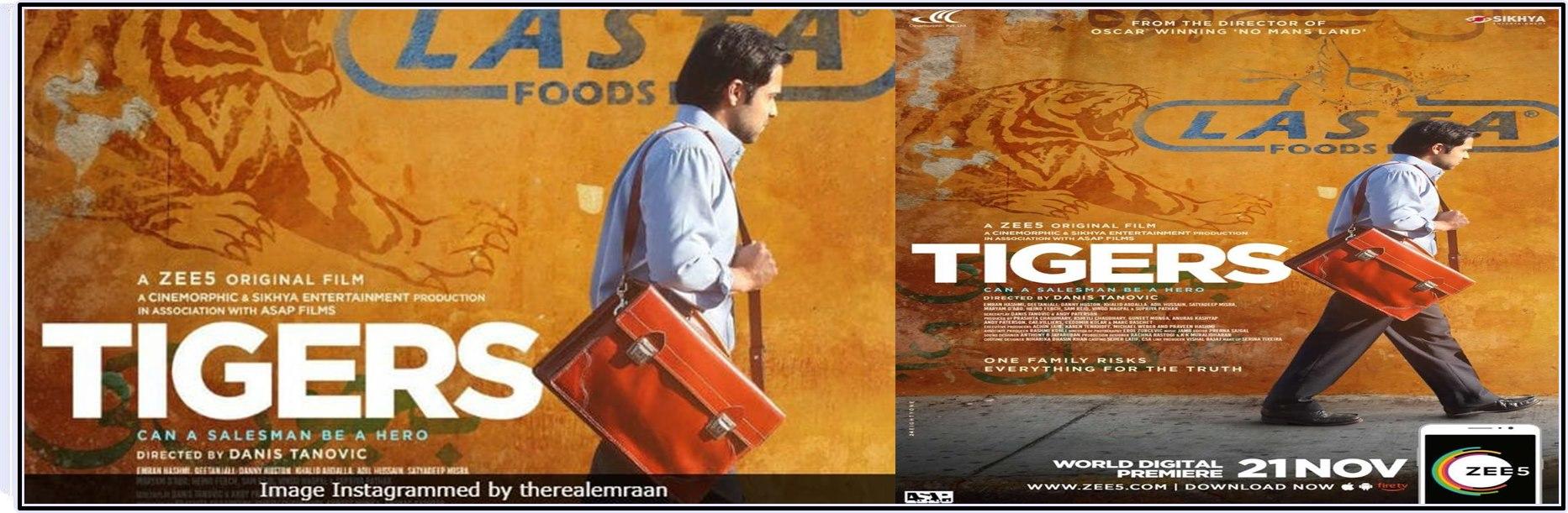 Tigers 2018 Full Movie Hindi 1080p - 720p - 480p ORG WEB-DL 300MB - 500MB - 1.3GB ESubs Free Download