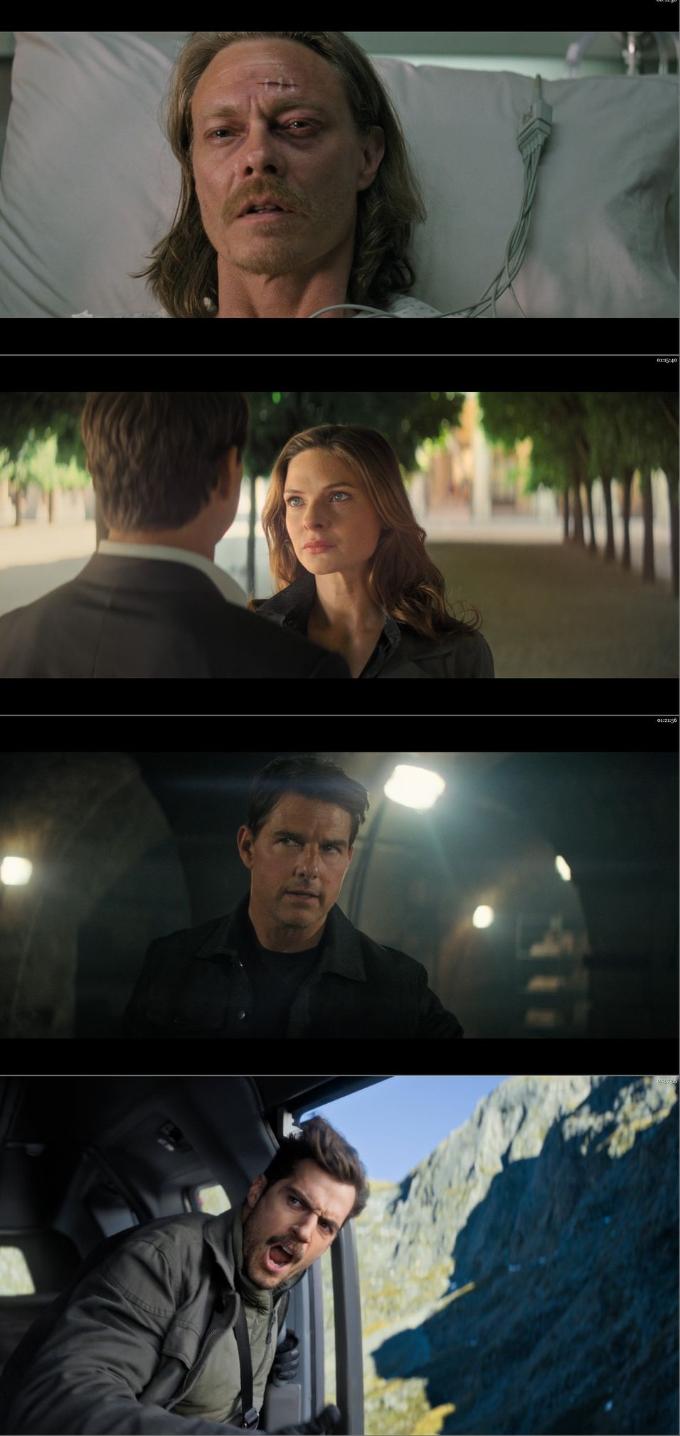 Mission Impossible Fallout 2018 Dual Audio Hindi English BluRay Full Movie Download HD