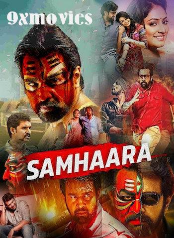 Samhaara 2018 Dual Audio Hindi Movie Download