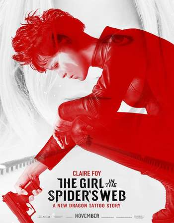 The Girl in the Spiders Web 2018 Hindi Dual Audio 600MB Web-DL 720p ESubs HEVC