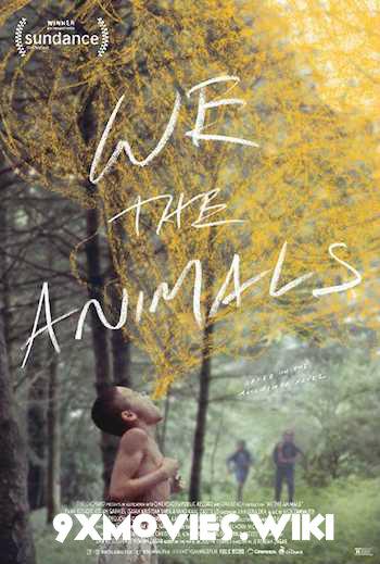 We The Animal 2018 English 720p WEB-DL 750MB ESubs