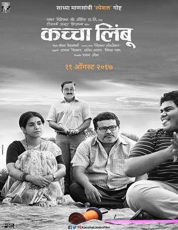 Kaccha Limbu 2017 Marathi 720p HDRip x264