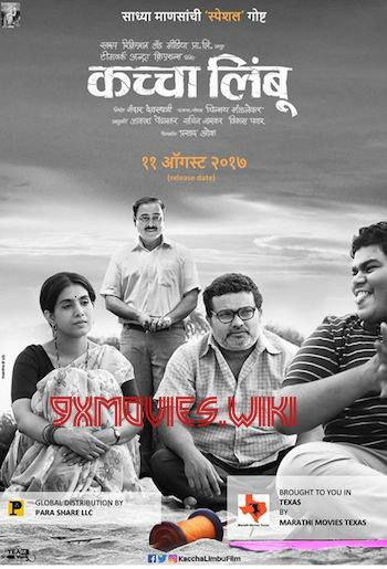 Kaccha Limbu 2017 Marathi 720p HDRip 800mb